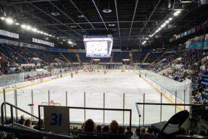 Thunderbirds Hockey Event